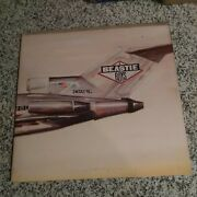 Beastie Boys - Licensed To Ill And03986 Lp Us Org Bfc 40238 Early Press Gatefold