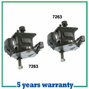 M416 Engine Motor Mount For 91-97 Toyota Previa 2.4l Front Left And Right Kit 2pcs