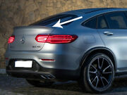 Mercedes Amg Glc Coupe Boot Trunk Lid Spoiler C253 Painted To Vehicle Colour