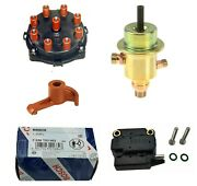 Oem Bosch Eha Valve And Pressure Regulator With Ignition Rotor And Cap For Mercedes