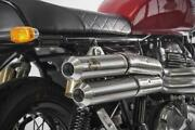 Zard Full High Level 22 Exhaust System Royal Enfield Continental Gt 650 2020