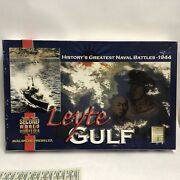 Avalanche 2nd World War At Sea Leyte Gulf Good Unpunched - Read