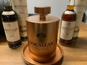 The Macallan Ice Ball Maker Limited Edition Scotch Whisky 18 25 30 Heavy Duty
