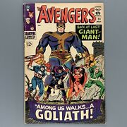 Avengers 28 1963 First Appearance Of The Collector