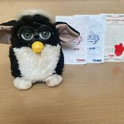 Does Not Work Furby No Box 1999 Tomy Japan Vintage With Japanese Instruction