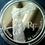 France 100 Francs 1993 Silver Proof Winged Victory Of Samothrace