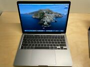 Apple Macbook Pro 2020 13and039and039 I7 10th Gen 2.3ghz 16gb 1tb W/apple Care 01/24