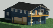 Custom House Plans- You Pick The Square Footage. We Draw What You Want.