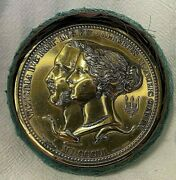 1851 Crystal Palace The Great Exhibition 77mm Royal Mint Prize Medal Class Xxii