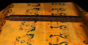 Rare 17th Century Old Antique Tibet Buddhism Carved Wooden Zanpars Temple-board