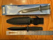 Cold Steel Peace Keeper I Carbon V Vintage Rare Made In Usa