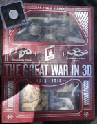 The Great War In 3d Box Set + 1943 Steel Penny World War I Comes To Life