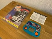 Systema Doctor Who And The Daleks 1993 Lcd Electronic Game - Opened - Mint.