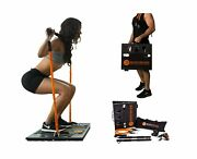 Bodyboss 2.0 - Full Portable Home Gym Workout Package Orange Full Gym