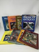 Lot Of 8 Antique And Collectible Price Guides Encyclopedia Collector Books