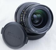 Extremely Rare Mint Free Ship Zenza Bronica Gs-1 Zenzanon-pg 80mm F3.5 Lens