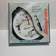 Snap-on Quality Tools Chiming Tool Sounds Wall Clock Mechanic Advertising 13