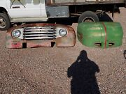 1949 1959 Ford Coe Cab Over Truck Grille Hood Lower Fenders Lower Upper Valance