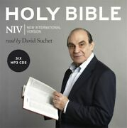 Complete Niv Audio Bible New International Version Hodder And Stoughton Cd-a