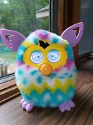 2012 Hasbro Furby Boom Rare Special Edition Easter Htf Tested And Working