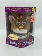 1999 Christmas Reindeer Furby Toy Talking Interactive New Mip Misb Nrfb Sealed