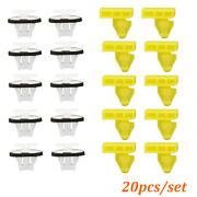 Juke Murano Wheel Arch Trim Clips Front Rear Wing Moulding For Nissan X-trail