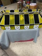 Nfl Pittsburgh Steelers Stained Glass Pool/billiard Table Light -