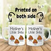 Mother Gift Funny Mother Mug Gift For Mom Gift From Son And Daughter Motherand039s