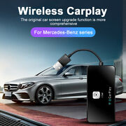 Wireless Carplay Box Support Ios10 And Above For Ben-z A E C G S-class Typ-c
