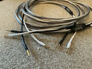 Studio Connections Abbey Road Reference Plus Speaker Cable Pair 2.5m