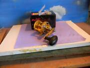 Avet Sx5.3 Gold Right Hand Lever Drag Fishing Reel-new/other