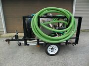 Pool Cleaner Hayward Pro Series Sand Filter System Complete Unit With Trailer