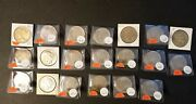 Peace Dollar Estate Collection. 20 Coins 1922-35. Awesome All Different Lot 3