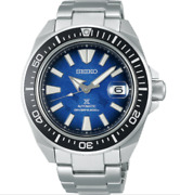 Seiko Srpe33 Prospex Manta Ray Blue Dial Automatic Watch 200 Meter Made In Japan
