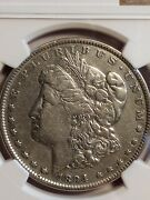 1894 Morgan Silver Dollar Vf Details Brilliant Ngc Certified. Very Scarce Le854