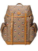 X Disney Mickey Mouse-print Backpack