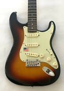 Fender American Deluxe Stratocaster Usa Strat Collectible S-1 Electric Guitar
