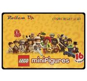 Lego Series 1 Minifigures 8683 Complete Set Of 16 Minifigs. Factory Sealed.