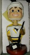 Rare Pittsburgh Penguins Nhl Bobblehead - Memory Company First In Limited Series