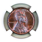 1928-d Ms64 Rb Ngc Lincoln Wheat Penny Superb Registry Quality Collection