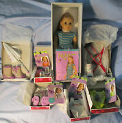American Girl Doll Mckenna Brooks Goty 2012 New In B0x+4 Outfits And Accessories