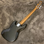 Confirmed To Work History Gh-bj5 Black Metallic Electric Base 5-string Bass