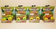 Monster Jam Zombie Invasion Set Of 4 Special Edition Walmart Exclusive 2020