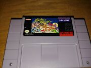 Pocky And Rocky Snes Super Nintendo 1993 Authentic Collector Owned Beautiful