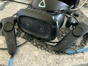 Htc Vive Cosmos Elite Headset And Controllers Be Sure To Read The Description