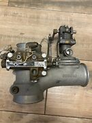 Continental Fuel Control Valve Asembly 633573-12 With Controller