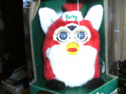 Furby Speacial Limited Edition Christmas Model70-885