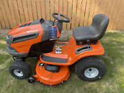 Husqvarna Riding Mower Tractor Brand New Yth22v46 46 In Deck Local Pick Up Only