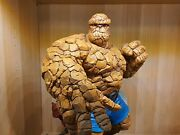 Custom The Thing 1/4 Statue Not Sideshow Collectibles Fantastic Four Galactus