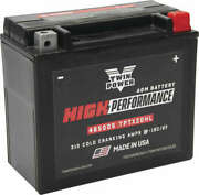 High Performance Factory Activated Agm Battery Ytx20hl Buell Lightning 1999-2002